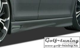 Audi 80 B3 Седан Накладки на пороги GT4