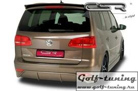 VW Touran GP2 10- Накладка на задний бампер O-Line design