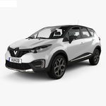Тюнинг Renault Captur