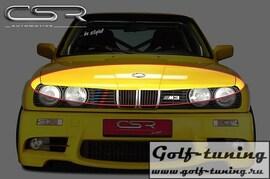 BMW E30 82-94 Ресница Badlook из металла X-Line design