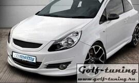 Opel Corsa D 06-10 Ресницы