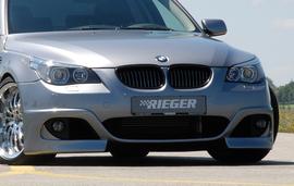 BMW E60/E61 03-08 Передний бампер