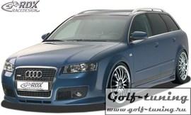 "Audi A4 B6 8E Бампер передний ""SingleFrame"""