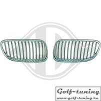BMW E92 10-14 Решетки радиатора (ноздри) хром
