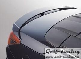 Opel Astra H TwinTop Спойлер на крышку багажника
