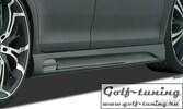 "Chevrolet Aveo T300 Накладки на пороги ""GT-Race"""