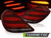MERCEDES W222 13-17 Фонари светодиодные, красно-белые