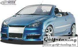"""Peugeot 206 / 206CC Бампер передний """"GTI-Five"""""""