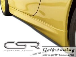 Porsche 911/996 97-06 Накладки на пороги SX-Line