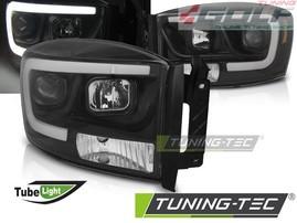 Dodge RAM 06-08 Фары tube light design черные