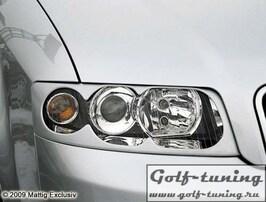 Audi A4 8E 01-04 Накладки на фары