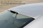 VW Jetta 5 Козырек на заднее стекло Carbon Look