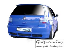 VW Golf 4 Задний бампер Streetracer