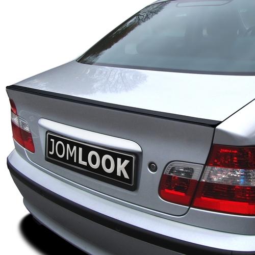 BMW E46 Седан Спойлер на крышку багажника