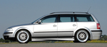 VW Passat B5/B5+ Накладки на пороги