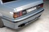 BMW E30 Накладка на задний бампер в стиле M3