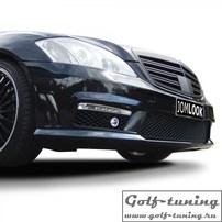 Mercedes W221 S-Klasse 06-11 Передний бампер S65 Sport Look