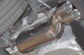 Seat Ibiza (KJ) +FR 5Дв 17- Catback система friedrich motorsport