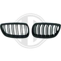 BMW E92 06-10 Решетки радиатора (ноздри) М3 матовые