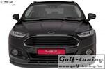 Ford Mondeo MK5 14- Накладка на передний бампер Cupspoilerlippe