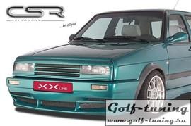 VW Golf 2/Jetta 2  Бампер передний XX-Line design