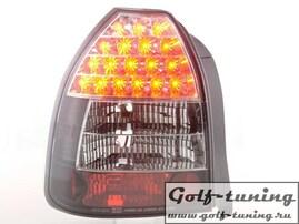 Honda Civic 96-98 4D Фонари светодиодные, красно-белые