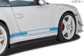 Porsche 911/997 04-12 Накладки на пороги