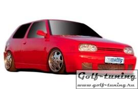 VW Golf 3 Бампер передний RS 4