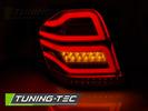 MERCEDES M-Klasse W164 05-08 Фонари светодиодные, красно-тонированные