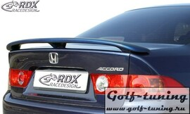 Honda Accord 7 02-08 Седан Спойлер на крышку багажника