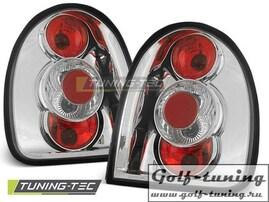 Opel Corsa B 93-00 3D Фонари хром