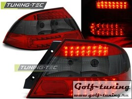 Mitsubishi Lancer 04-07 Седан Фонари светодиодные, красно-тонированные