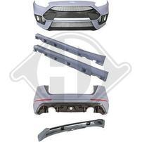 Ford Focus 3 14-17 Хэтчбек Комплект обвеса в стиле RS