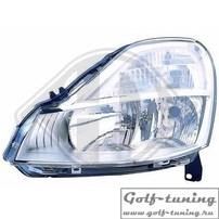 Renault Modus 08-13 Фары оригинальные под галоген