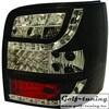 VW Passat B5+ Универсал Фонари светодиодные, черные