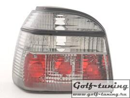 VW Golf 3 Фонари тонированные