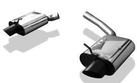 Audi A4/A5 B8/B81 11-16 1.8 TFSI/2.0TDI Глушитель rieger