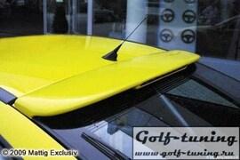 Opel Calibra Спойлер на крышку багажника с стоп сигналом