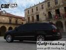 VW Passat B6 Универсал Фонари светодиодные, красно-тонированные