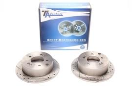 Kia Soul 08- Комплект спортивных тормозных дисков