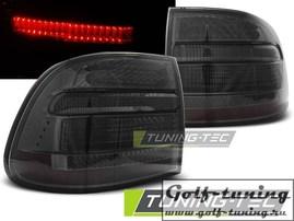 Porsche Cayenne 02-06 Фонари светодиодные, тонированные