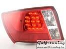 Subaru Impreza 07-12 Фонари светодиодные, красно-белые