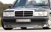 Mercedes W201 88- Спойлер переднего бампера