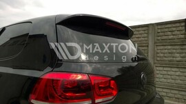 VW Golf 6 Спойлер на крышку багажника в стиле GTI