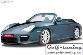 Porsche 911/996 02-06 Бампер передний