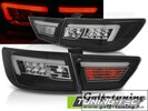 Renault Clio 4 13- Хэтчбэк Фонари светодиодные, led bar черные