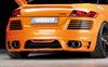 Audi TT 8J 06-14 Задний бампер