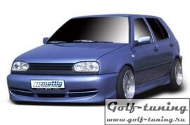 VW Golf 3 Бампер передний GT 5 Style