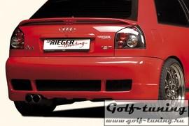 Audi A3 8L 96-03 Задний бампер S3-Look