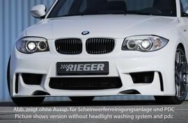 BMW E81/E82/E87/E88 04-11 Передний бампер